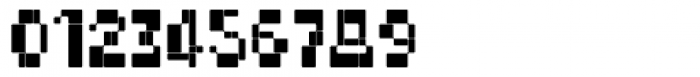 BD Micron Font Variable Font OTHER CHARS