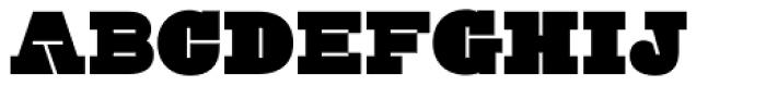 BD Mother Font UPPERCASE