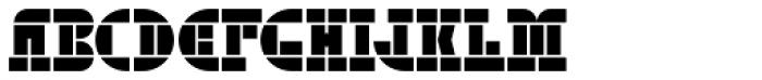 BD Pankow Font LOWERCASE