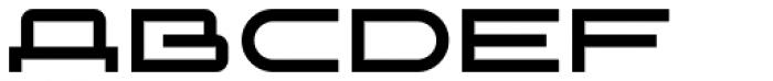 BD Telegraph Font LOWERCASE