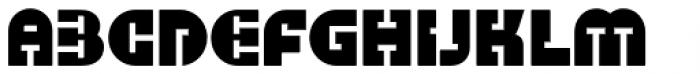BDHit Bit Font UPPERCASE