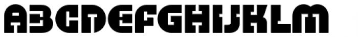 BDHit Bit Font LOWERCASE