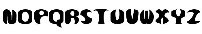 BeagleBold Font UPPERCASE