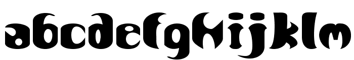BeagleBold Font LOWERCASE