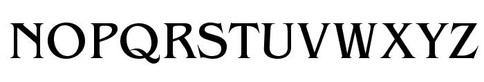 BenguiatStd-Book Font UPPERCASE
