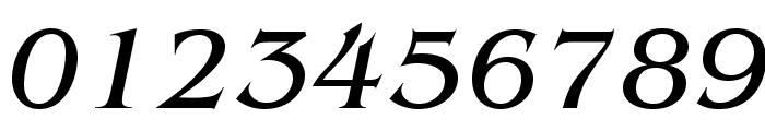 BenguiatStd-BookItalic Font OTHER CHARS