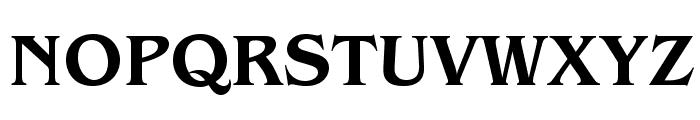 BenguiatStd-Medium Font UPPERCASE