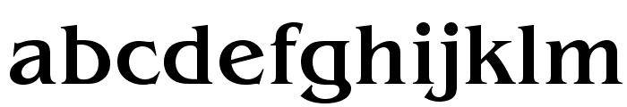 BenguiatStd-Medium Font LOWERCASE