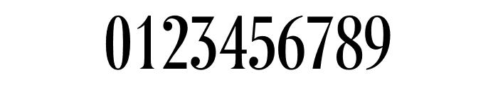 Berlingske Serif Extra condensed Regular Font OTHER CHARS