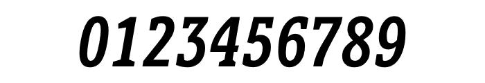 Berlingske Slab Display Demi Bold Italic Font OTHER CHARS