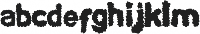 BEARD Rider ttf (400) Font LOWERCASE
