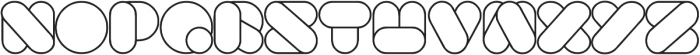 BEAUTIFUL ttf (400) Font UPPERCASE