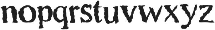 BETIO otf (400) Font LOWERCASE
