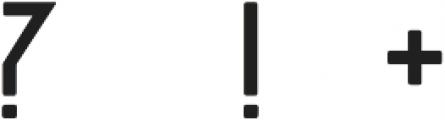 BEYNO otf (400) Font OTHER CHARS
