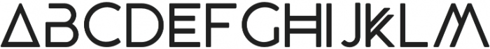 BEYNO otf (400) Font LOWERCASE