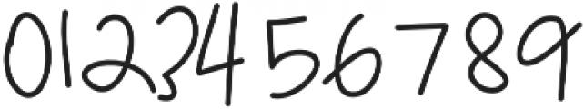 BeachBum otf (400) Font OTHER CHARS