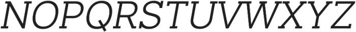 Beaga ttf (300) Font UPPERCASE