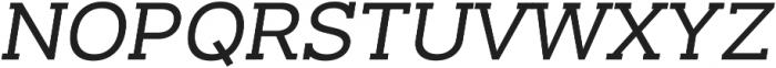 Beaga ttf (400) Font UPPERCASE