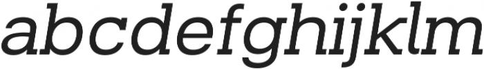 Beaga ttf (400) Font LOWERCASE