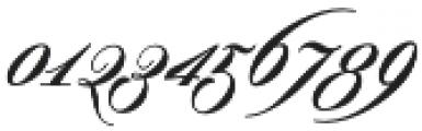 Beaked Tyrant otf (400) Font OTHER CHARS