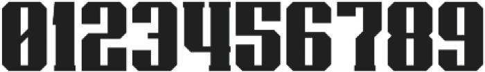 Bear Heavy otf (800) Font OTHER CHARS