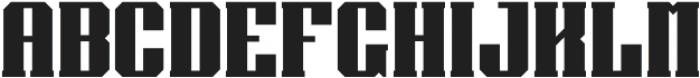 Bear Heavy otf (800) Font LOWERCASE