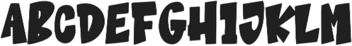 Beat Word otf (400) Font UPPERCASE
