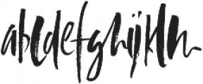 Beatrix Regular ttf (400) Font LOWERCASE