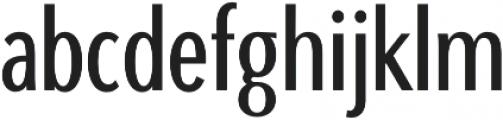 Beaumont Light otf (300) Font LOWERCASE