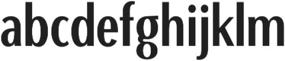 Beaumont SemiBold otf (600) Font LOWERCASE