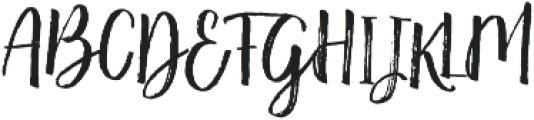 Beautiful Struggle Script otf (400) Font UPPERCASE