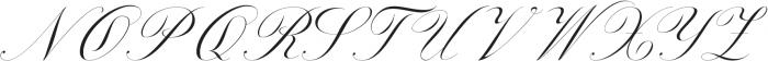 Beauty Athena otf (400) Font UPPERCASE