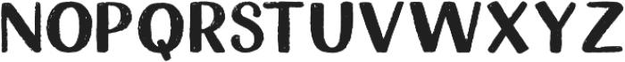 Beauty Inside Sans Serif otf (400) Font UPPERCASE