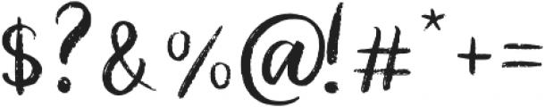 Beauty Inside Script otf (400) Font OTHER CHARS