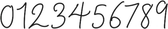 BeautyNotes Bold Regular otf (700) Font OTHER CHARS
