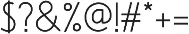 BeautySalon Sans ttf (400) Font OTHER CHARS