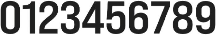 Bebas Neue Pro Expanded Bold otf (700) Font OTHER CHARS