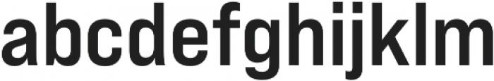 Bebas Neue Pro Expanded Bold otf (700) Font LOWERCASE