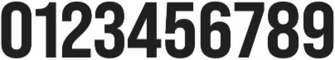 Bebas Neue Pro SemiExpanded ExtraBold otf (700) Font OTHER CHARS