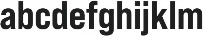 Bebas Neue Pro SemiExpanded ExtraBold otf (700) Font LOWERCASE