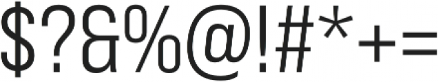 Bebas Neue Pro SemiExpanded Middle otf (400) Font OTHER CHARS