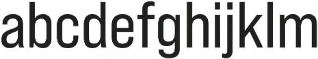 Bebas Neue Pro SemiExpanded Regular otf (400) Font LOWERCASE