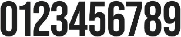 Bebas Neue Pro otf (700) Font OTHER CHARS
