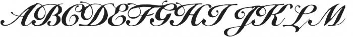 Bedesten otf (400) Font UPPERCASE
