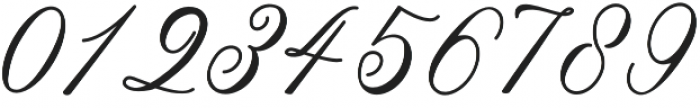 Beethoven Syinthesa Regular otf (400) Font OTHER CHARS