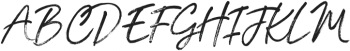 Beforth SVG otf (400) Font UPPERCASE