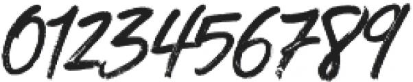 Beforth otf (400) Font OTHER CHARS