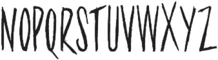 Behance ttf (400) Font UPPERCASE