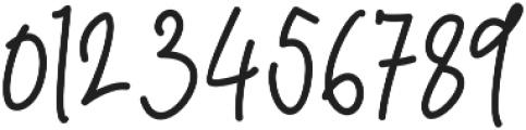 Behavior Indihome Regular ttf (400) Font OTHER CHARS