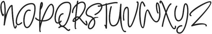 Behavior Indihome Regular ttf (400) Font UPPERCASE
